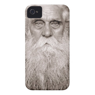 Beard of Protection iPhone 4 Case