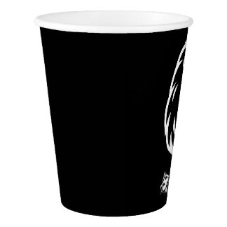 Beard On Party Cups