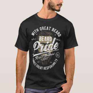 Beard Pride T-Shirt