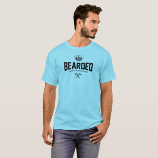 Bearded and Better Than You! T-Shirt