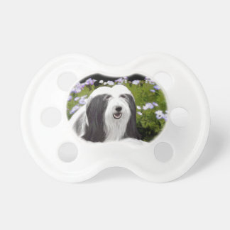 Bearded Collie (Painted) Dummy