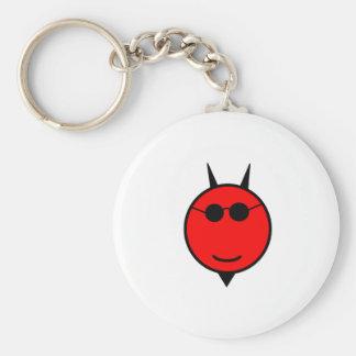 Bearded Devil Keychain