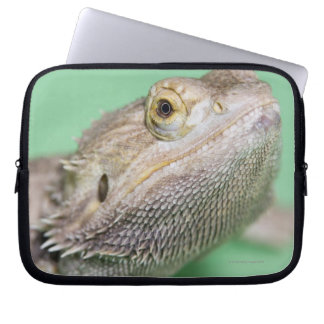 Bearded dragon 2 laptop sleeve