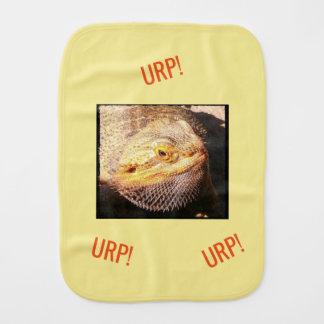 Bearded Dragon Burp Cloth