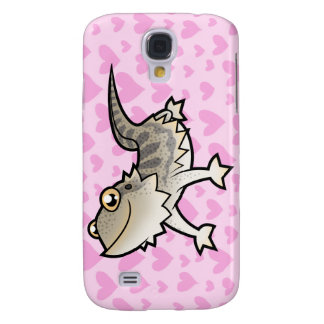 Bearded Dragon / Rankin Dragon Love Samsung Galaxy S4 Cover