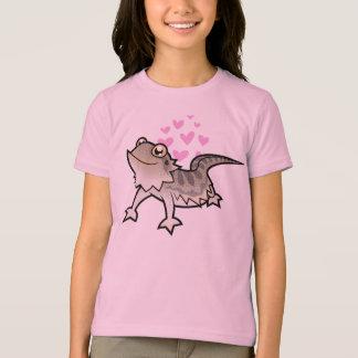 Bearded Dragon / Rankin Dragon Love Shirts