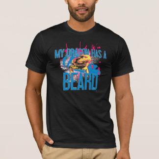Bearded Dragon T-shirt: My Dragon Has a Beard T-Shirt