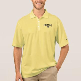 Bearded Groom Polo Shirt