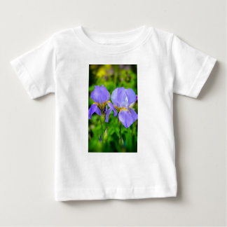 Bearded Iris Baby T-Shirt