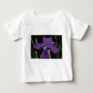 Bearded Iris in Purples Baby T-Shirt