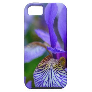 Bearded iris tough iPhone 5 case