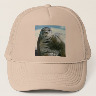 Bearded Seal Trucker Hat