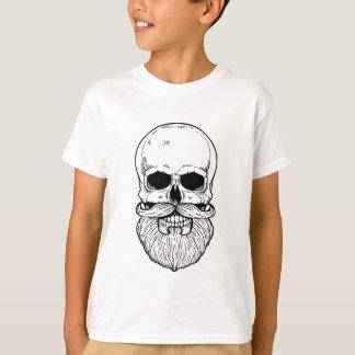 Bearded skull tshirt