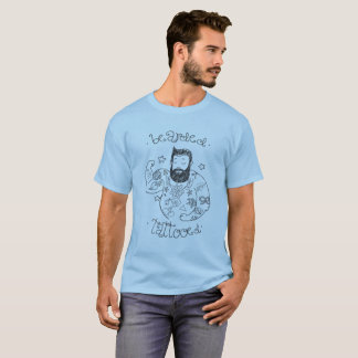 bearded tattooed T-Shirt