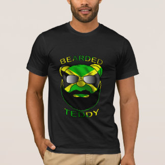 Bearded Teddy Jamaica T-Shirt