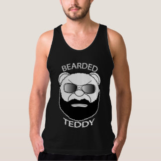 Bearded Teddy Singlet