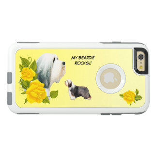 Beardie, Yellow Roses Commuter iPhone 6/6s Plus OtterBox iPhone 6/6s Plus Case