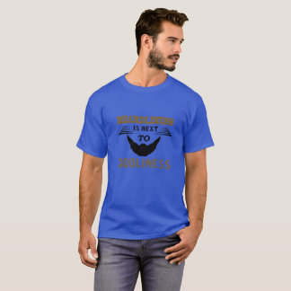 Beardliness Is Next To Godliness T-Shirt