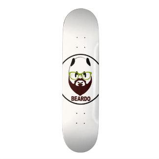 Beardo panda skate board decks