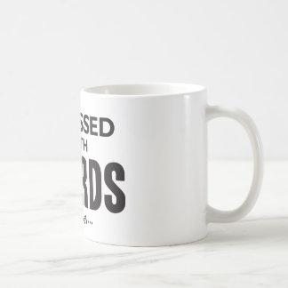 Beards Obsessed Coffee Mug