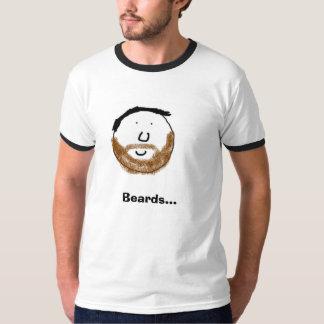 Beards... T-Shirt