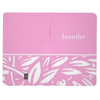 Beardsley Pink Nouveau Pattern Journal