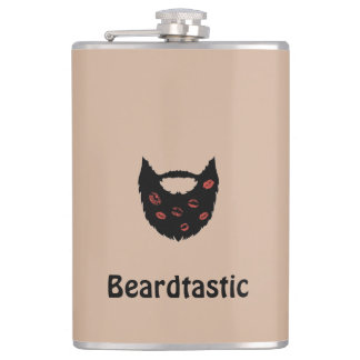 Beardtastic Flask