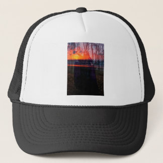 BEARER OF EVENING'S LIGHT TRUCKER HAT