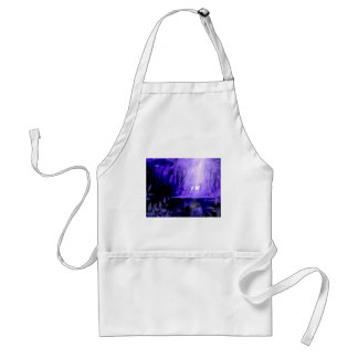 Bearer of Wishes - White Stag Standard Apron