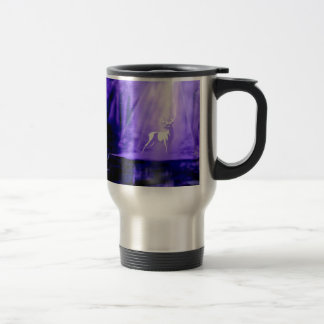 Bearer of Wishes - White Stag Travel Mug