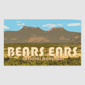 Bears Ears National Monument Sticker