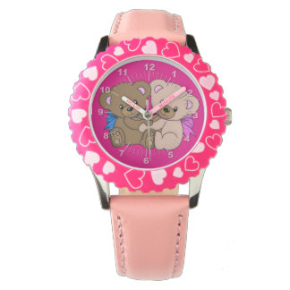 Bears hug wristwatches