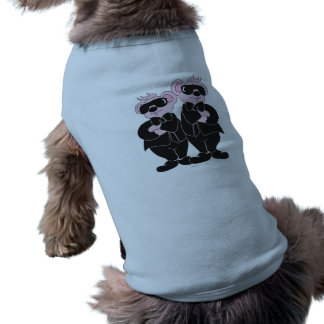 BEARS IN BLACK SHIRT FOR DOG - Pullover for dog
