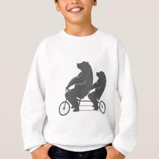 Bears on Bicycles Sweatshirt