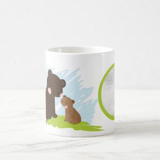 Bears Organic Planet Custom Mugs