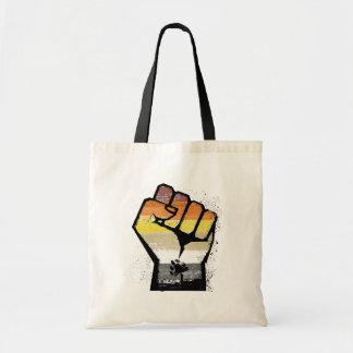 BEARS RESIST - LGBT RESISTANCE -- -  TOTE BAG