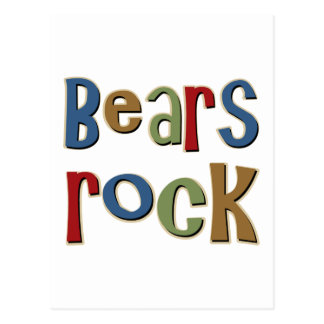 Bears Rock Postcard