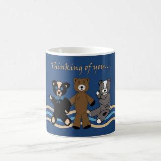 Bears Thinking of You mug