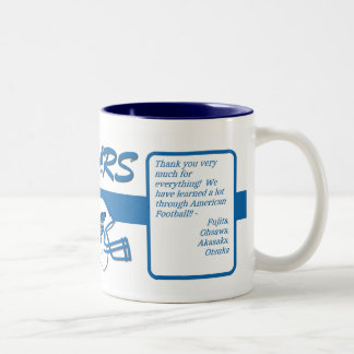 Bears Two-Tone Coffee Mug