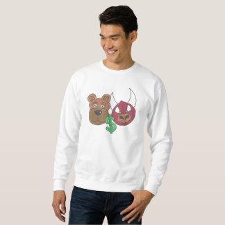 Bears vs. Bulls Stock Market Finance Dollar Sign Sweatshirt