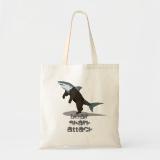 Bearshark Tote Bag