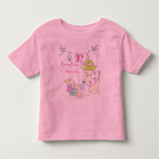 Beary Busy Girl! Personalized Shirts