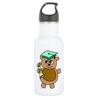 Beary Cute Graduation 532 Ml Water Bottle