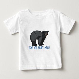 Beary Much Baby T-Shirt