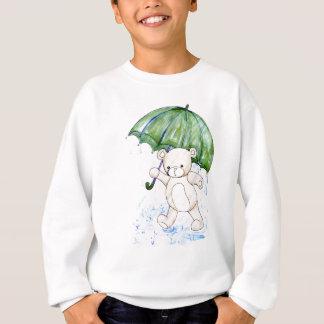 Beary wet teddy sweatshirt