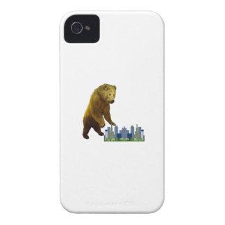 Bearzilla Case-Mate iPhone 4 Cases
