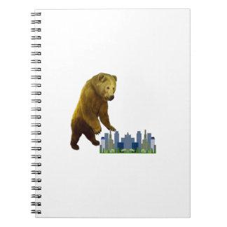 Bearzilla Notebook
