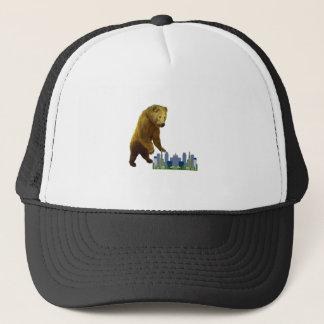 Bearzilla Trucker Hat