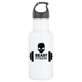 Beast Fitness 532 Ml Water Bottle