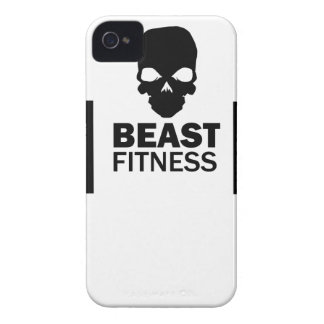 Beast Fitness Case-Mate iPhone 4 Cases